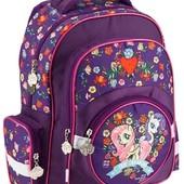 Рюкзак 1-4кл. школьный Kite(Германия)для девочки