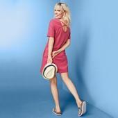 ☘ Стильное трикотажное летнее платье от Tchibo(Германия), размеры наши: 42-46 (36/38 евро)