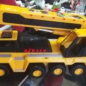 Игрушка Toy State Подъемный кран 58 см