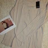 женская стильная футболка от Esmara. Ткань в рубчик