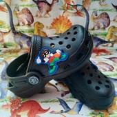 Детские кроксы. Сабо. Летняя обувь, 2цвета. Клоги, размер 24-29