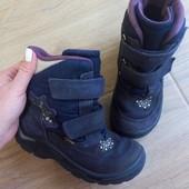 Ботинки зимние ессо