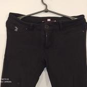 Черные децкие штани ( стречь хорошо тянутся)