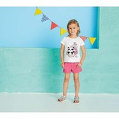Милая футболка с мороженкой Lupilu Германия, р. 110/116