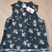 Блузка H&M eur 140, 9-10р.