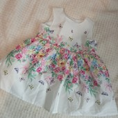 Платье ,размер от 6 до 18 мес