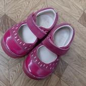Туфельки Clarks для девочки