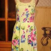 Качество!!! Натуральное платье/лен от Kaktus Moda одно на выбор, р.р. евро