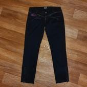 Классные легкие тоненькие брюки размер S-M в идеале (не сток и не секонд) по бирке L 33