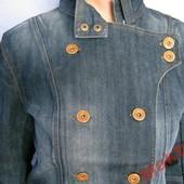 Джинсовый пиджак куртка наш р.42,44,46,48,50 Германия