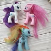 3шт. в лоте my Little Pony