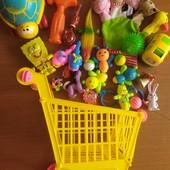 Лот іграшок для малюка
