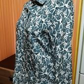 Блузка, рубашка р.L, состояние новой вещи