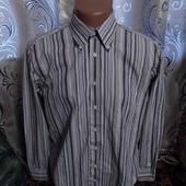 Мужская рубашка в полоску venti