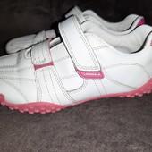 Кожаные кроссовки Lonsdale состояние очень хорошее