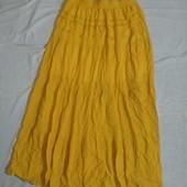 Классная солнечная легкая юбка на лето✓Много лотов,собирайте✓
