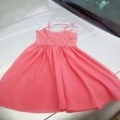 Стоп!!, фирменное нарядное платье от h&m