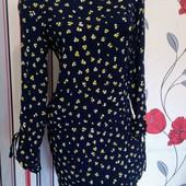 Шикарное лёгкое платье H&M