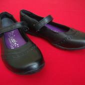 Туфли балетки George натур кожа 37 размер