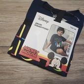 Германия! Disney! Котттоновая пижамка на мальчика, 134-140 см, полномерная! Смотрите замеры
