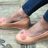 туфли лак 3 цвета пудра и кофе с молоком и замша