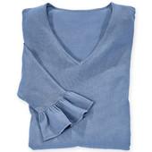 женский элегантный пуловер Blue Motion