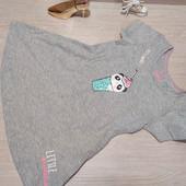 Германия!!! Суперовое коттоновое летнее платье для девочки! 86/92!
