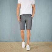 Классные стильные мужские коттоновые шорты Livergy Германия размер евро 56