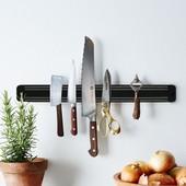 Магнит настенный для ножей 33 см