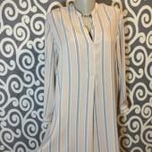 Шикарная рубашка-платье H&M на пышненькие формы .