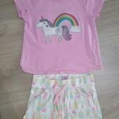 Красивый наборчик вещей на девочку 2-3 года в хорошем состоянии