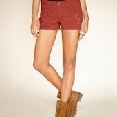Esmara женские стильные джинсовые шорты с кружевом Modern straight fit Германия!