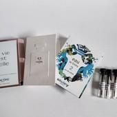 Пробники и отливанты парфюмерии одним лотом Chanel guerlain lancome