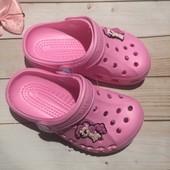 Кроксы Vitaliya обувь для пляжа и бассейна 20-21рр разные цвета