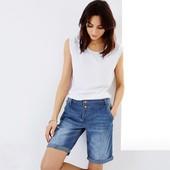 Стильные и удобные джинсовые шорты от Tchibo(Германия), размеры наши: 44-46 (38 евро)