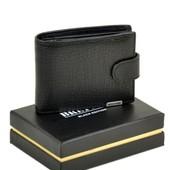 Мужской кожаный кошелек bretton spa m3201