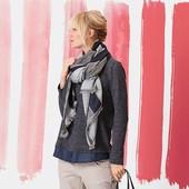 Эффектный свитерок с блузкой-обманкой от Tcm Tchibo, Германия, евро р-р 36-38