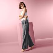 ☘ Женские спортивные брюки с расклешенными ногами от Tchibo(Германия), р. наш: 42-44 (36/38 евро)