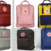 Городской рюкзак Kanken Big Fjallraven Канкен Classic/ в разных расцветках/ унисекс