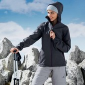 Отличная женская треккинговая куртка Crivit Германия размер евро 40