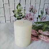Lidl, Німеччина❤ величезна свічка Melinera, вистачає на 50 годин безперервного горіння
