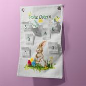 Пасхальный календарь от Tchibo (Германия)