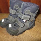 Сапоги, сапожки , ботинки ecco р.27(17 см)