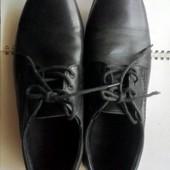 женские кожаные туфельки 38 р.весна-лето