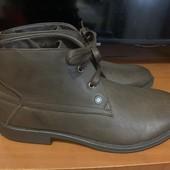 Ботинки новые, 44 размер