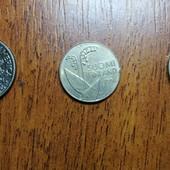 Одна монета на выбор