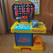 Столик с инструментами Tool & Brains набор