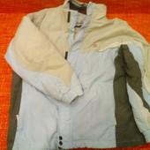 Демисезонная/ лыжная куртка L