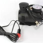 Автомобильный компрессор, насос для подкачки шин в авто.