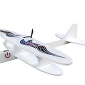 Самолёт Планер с моторчиком и зарядным USB
